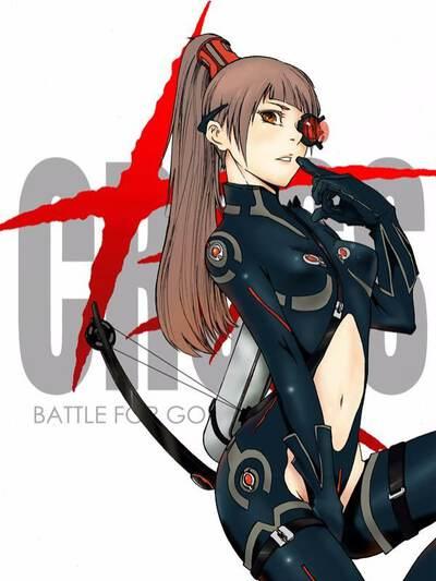 十字徒-CROSS漫畫封面