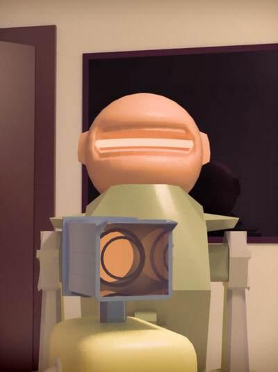 复仇机器人联盟漫画封面