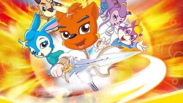 虹猫蓝兔光明剑