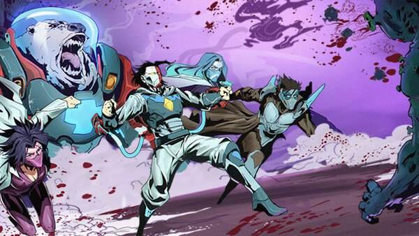 星迷宇宙-毒疫战争