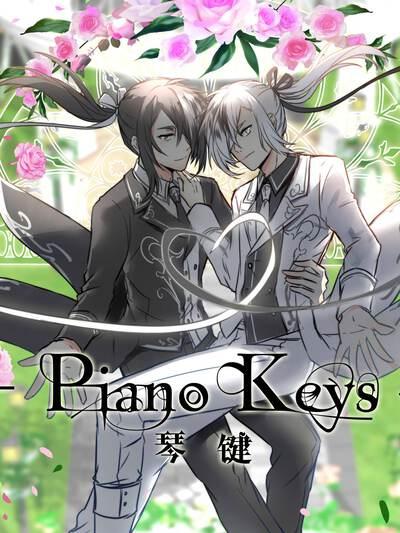 琴键的封面图