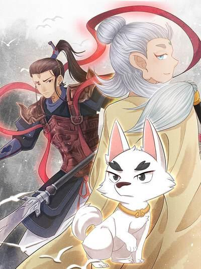 杨戬的封面图