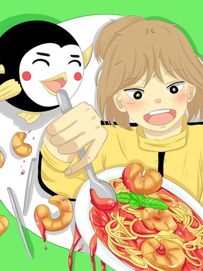 今天吃什么?的封面